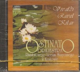 Ostinato Orkiestra front